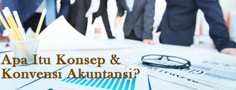 konvensi dan konsep akuntansi