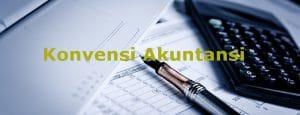 konvensi akuntansi