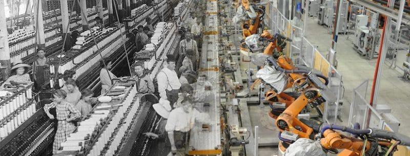 revolusi industri telah mengubah semuanya