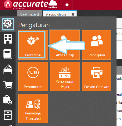 approval pada accurate online 2