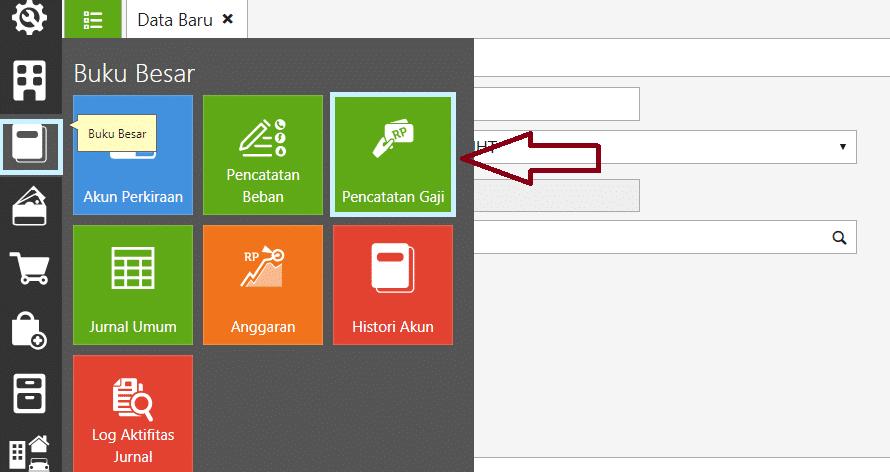 komponen upah pada accurate online 11