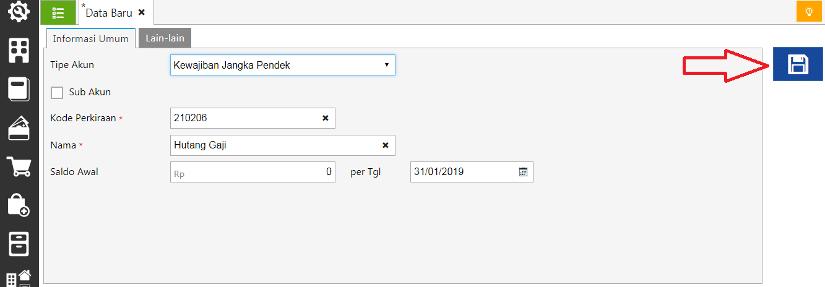 komponen upah pada accurate online 10