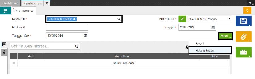 komponen upah pada accurate online 17