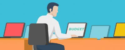 Anggaran bisnis dengan Accurate online