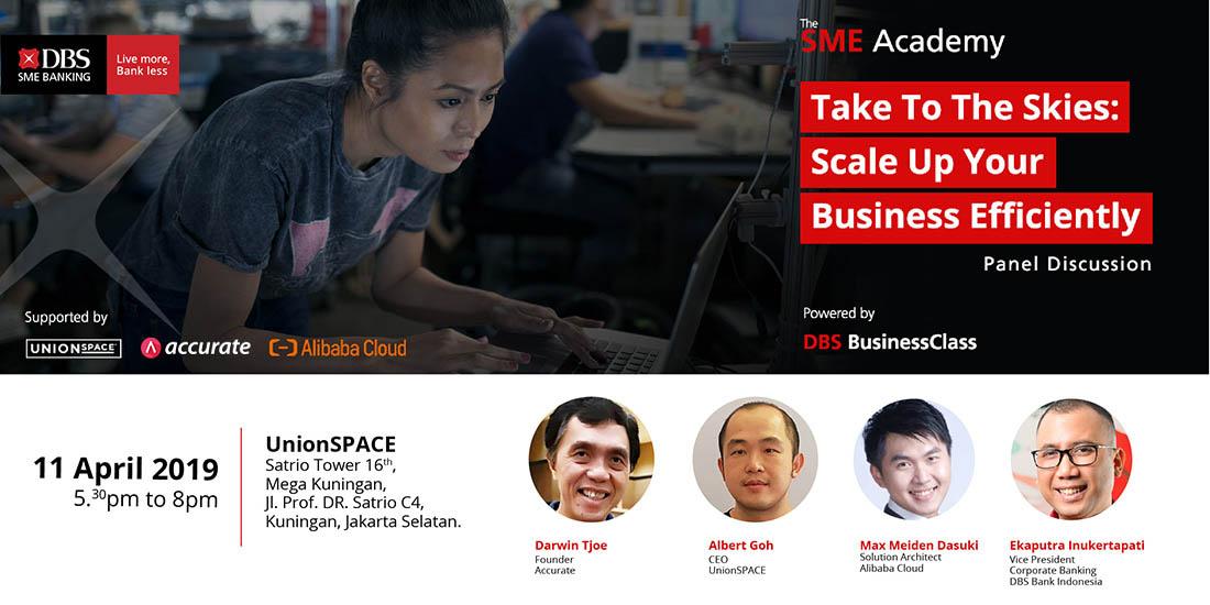 AOL x DBS SME Academy