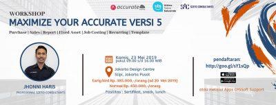 workshop accurate 5 uts mei