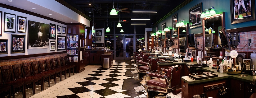 usaha barber shop